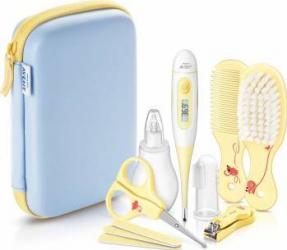 Set ingrijire bebelus Philips AVENT SCH40030 Cadite, prosoape si accesorii baie