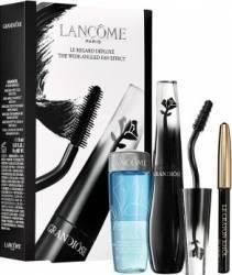 Set Lancome Grandiose Mascara Noir 10ml + Bi-Facil 30ml + Le Crayon Khol 01 Noir 30ml Seturi & Pachete Promo
