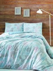 Set lenjerie de pat 3 piese Marie Claire Clover Bouquet Lenjerii de pat