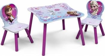 Set masuta si 2 scaunele Disney Frozen Scaune de masa