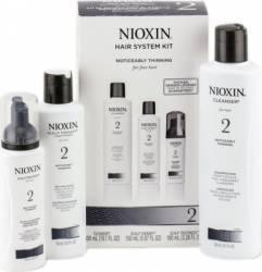 Set Nioxin System 2 Kit 150+150+40ml