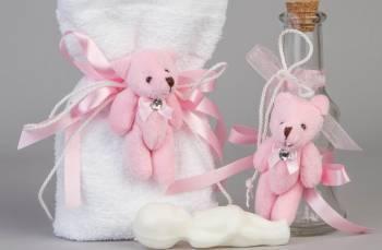 Set preot ursulet roz