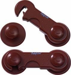 Set protectie pentru usi de dulap - BabyOno  Decoratiuni camera