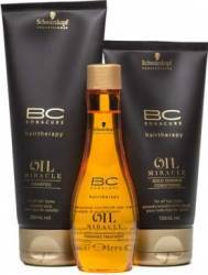 Set Schwarzkopf Professional BC Bonacure Oil Miracle 3 For 2