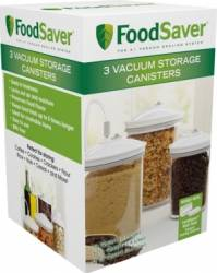 Set de 3 caserole FoodSaver FSC003-I