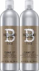Set Tigi Bed Head for Men Clean Up Shampoo + Conditioner Salon Size Seturi & Pachete Promo