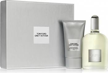 Set Tom Ford Grey Vetiver Apa de Parfum 100ml + After Shave Balsam 75ml by Tom Ford Barbati