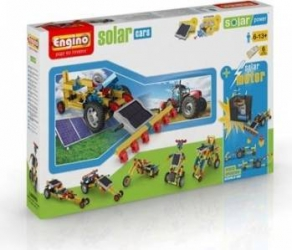 Set vehicule solare Engino Jucarii