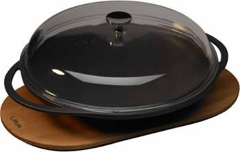 Set wok turcesc 20 cm - LAVA Vase pentru gatit