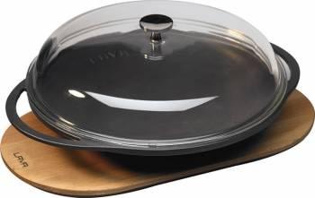 Set wok turcesc 28 cm - LAVA Vase pentru gatit