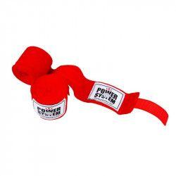 pret preturi Set 2 bandaje box 4 metri elastic confortabil usor rosu