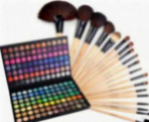 Set Cosmetica Kit Trusa Profesionala 168 De Farduri Make Up Si Set