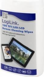 Sevetele curatare ecran Logilink RP0010 100buc