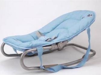 Sezlong Babywippen Bleu Patut bebe,tarcuri si saltele