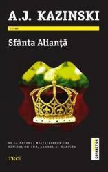 Sfanta Alianta - A.J. Kazinski