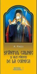 Sfantul Calinic si alti parinti de la Cernica - A. Pascu