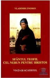 Sfantul Teofil cel Nebun pentru Hristos - Viata si acatistul - Vladimir Znosko