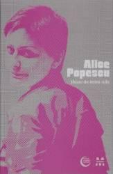 Sfoara de intins rufe - Alice Popescu