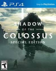 Shadow of the Colossus PS4 Jocuri