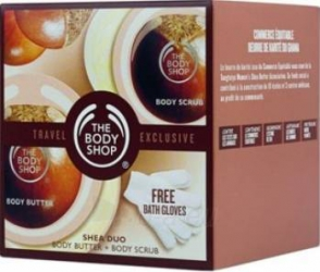 Pachet promotional The Body Shop Shea Dou Kit