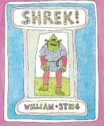 Shrek - William Steig Carti