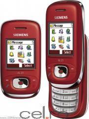 imagine Telefon mobil BenQ Siemens AL21 siemens al21