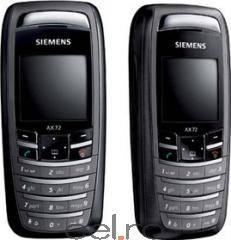 imagine Telefon mobil Siemens AX72 siemens ax72