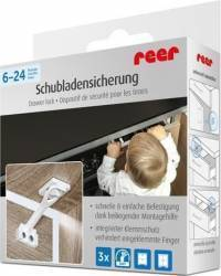 Siguranta pentru sertare si usi de dulapuri REER 71010 Decoratiuni camera