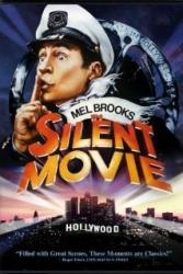 SILENT MOVIE DVD 1976