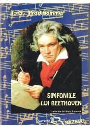 Simfoniile Lui Beethoven - J.g. Prodhomme