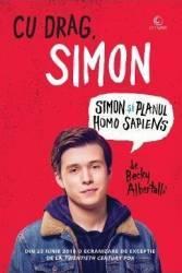 Simon si Planul Homo Sapiens. Editia de Film - Becky Albertalli