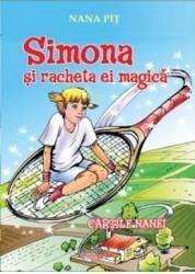 Simona si racheta ei magica - Nana Pit title=Simona si racheta ei magica - Nana Pit