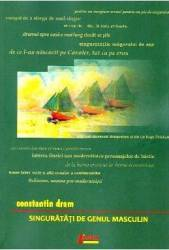 Singuratati de genul masculin - Constantin Dram