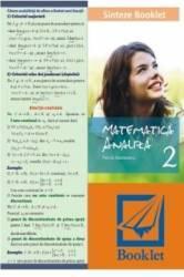 Sinteze booklet 2 - Analiza - Felicia Sandulescu