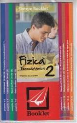 Sinteze booklet fizica 2 Termodinamica - Hripsime Ceamurian