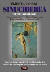 Sinuciderea - Emile Durckheim