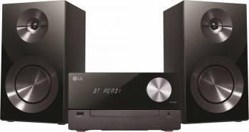 Sistem audio LG CM2460 100 W CD Player USB Bluetooth Negru Sisteme Audio