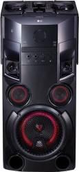 Sistem audio LG OM5560 500W Wireless party link DJ Effects Bluetooth Karaoke Negru Sisteme Audio