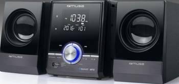 Sistem audio MUSE M-38 BT 2x5W Negru Sisteme Audio