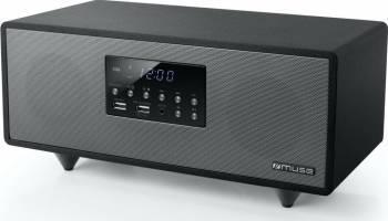 Sistem audio MUSE M-630 BT Bluetooth 40W Negru Sisteme Audio