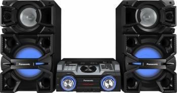 Minisistem Audio Panasonic SC-MAX4000EK Airquaqe Bass Bluetooth 2400W Sisteme Audio