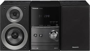 Microsistem Audio Panasonic Sc-pm600eg-k