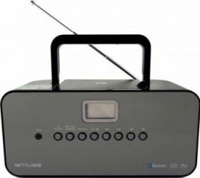 Sistem audio Portabil MUSE M-22 BT Negru Sisteme Audio