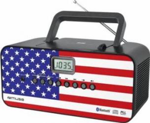 Sistem audio Portabil MUSE M-22 US Color Sisteme Audio