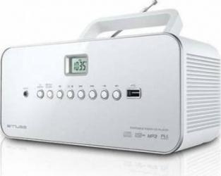 Sistem audio portabil MUSE M-28 RDW Alb Sisteme Audio