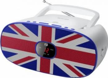 Sistem audio portabil MUSE MD-205 UK Color Sisteme Audio