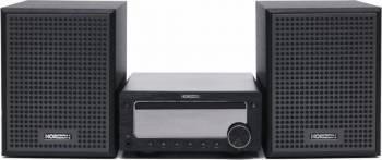 Microsistem audio 2.0 Horizon Hi-Fi HAV-M7700 50W AUX CD USB Negru Sisteme Audio