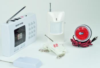 Sistem de Alarma Wireless PNI 2700A Alarme