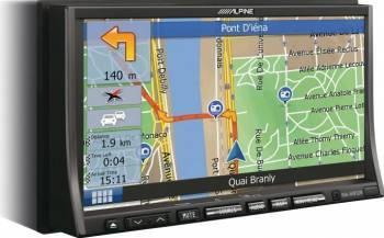 Sistem de navigatie 2-DIN Alpine INA-W910R Navigatie GPS
