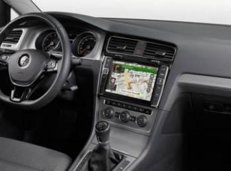 Sistem de navigatie Alpine X901D-G7 Volkswagen Golf 7 Navigatie GPS